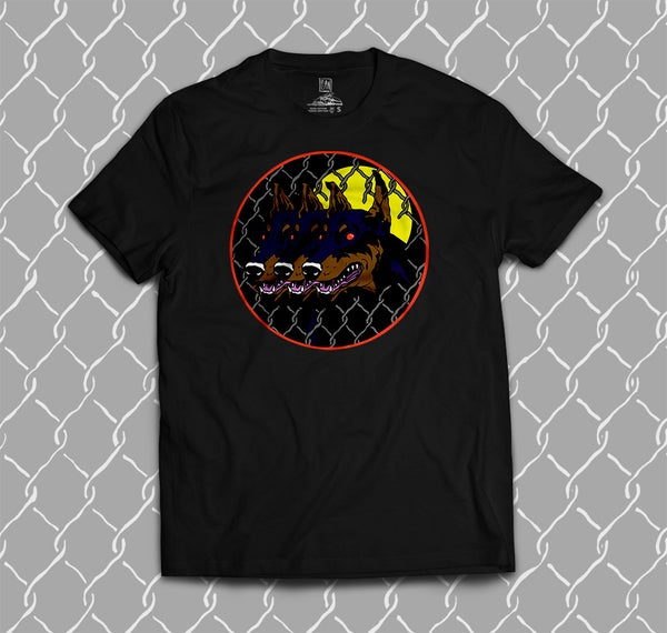 Image of Dog Days black tee