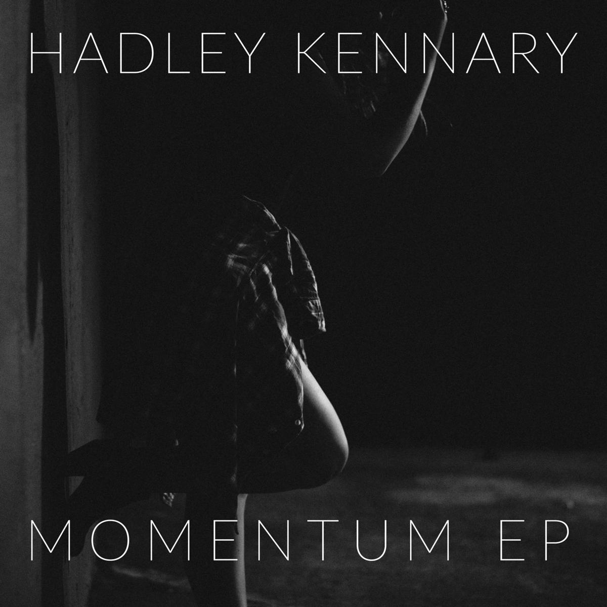 """Image of """"Momentum EP"""" CD (2016)"""