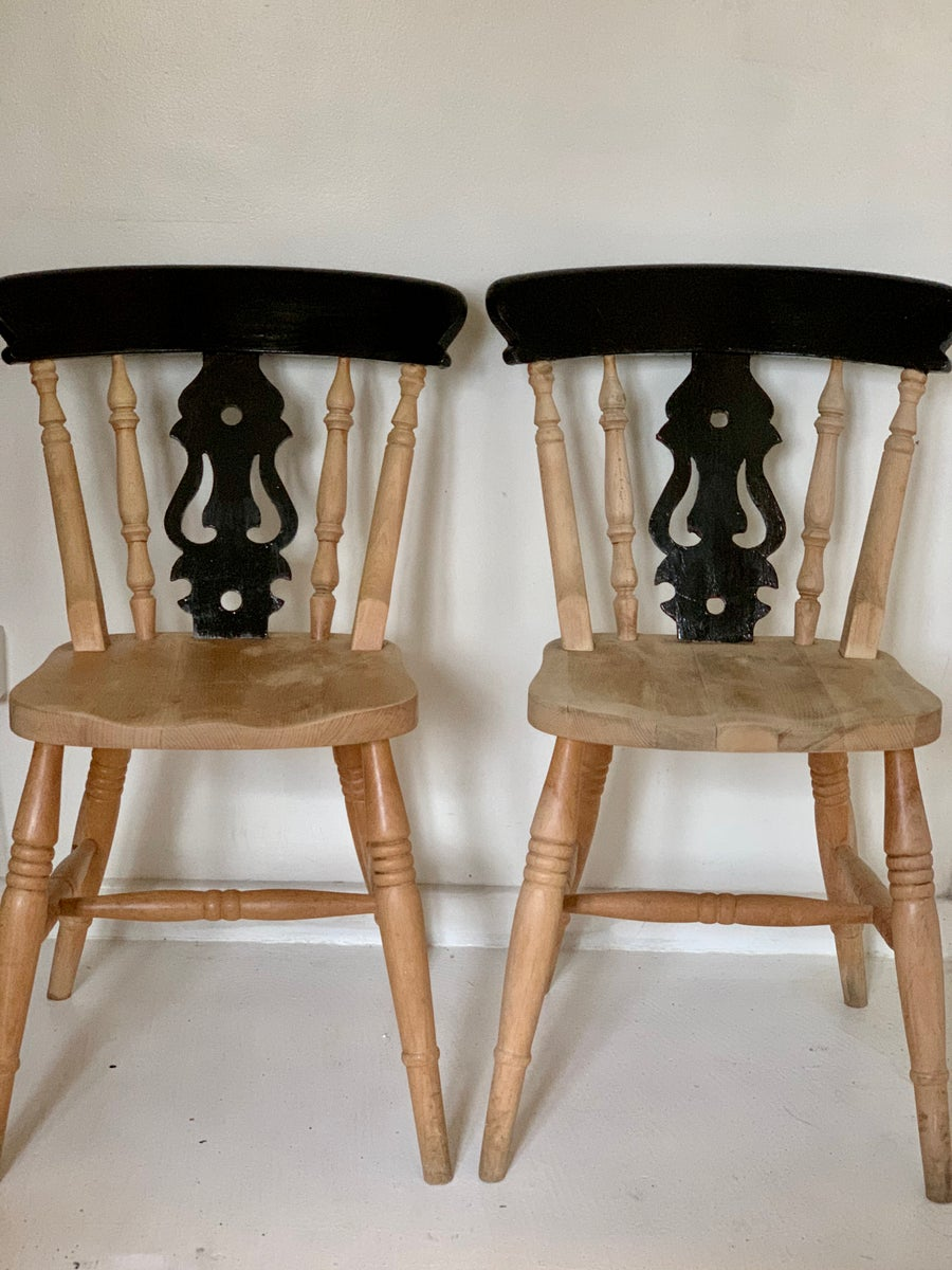 Image of Farmhouse chairs