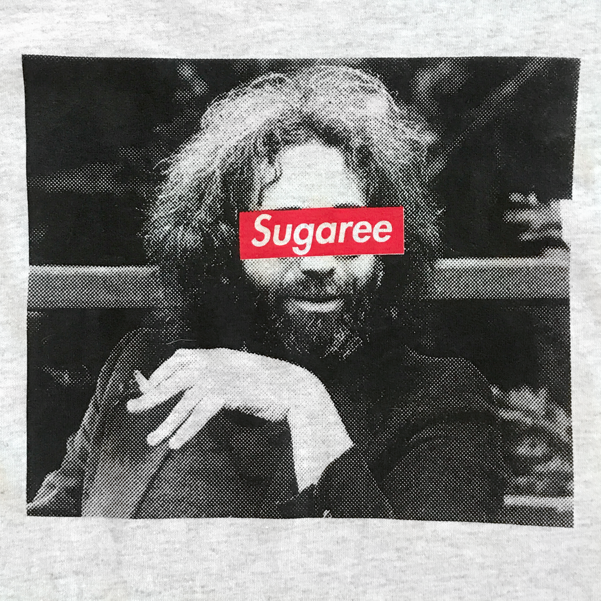 """Jerry Sugaree"" • T-shirt • Ash Grey"