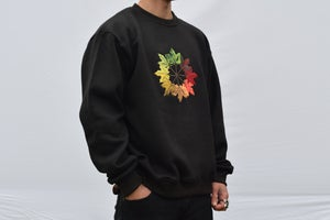 Image of Circle Leaves Sweater