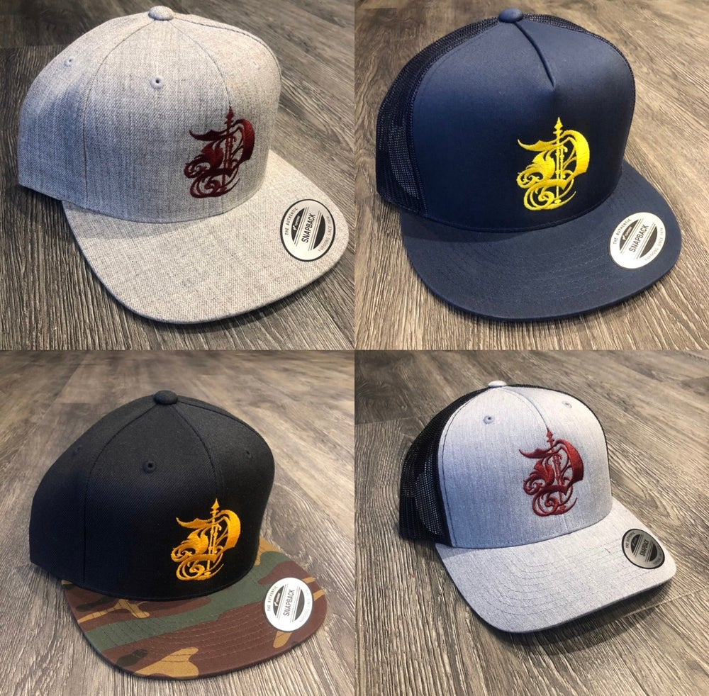 Image of Deadly SnapBack Hats