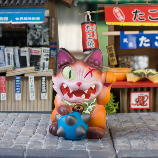 Image of Maneki Wananeko (Original colorway)