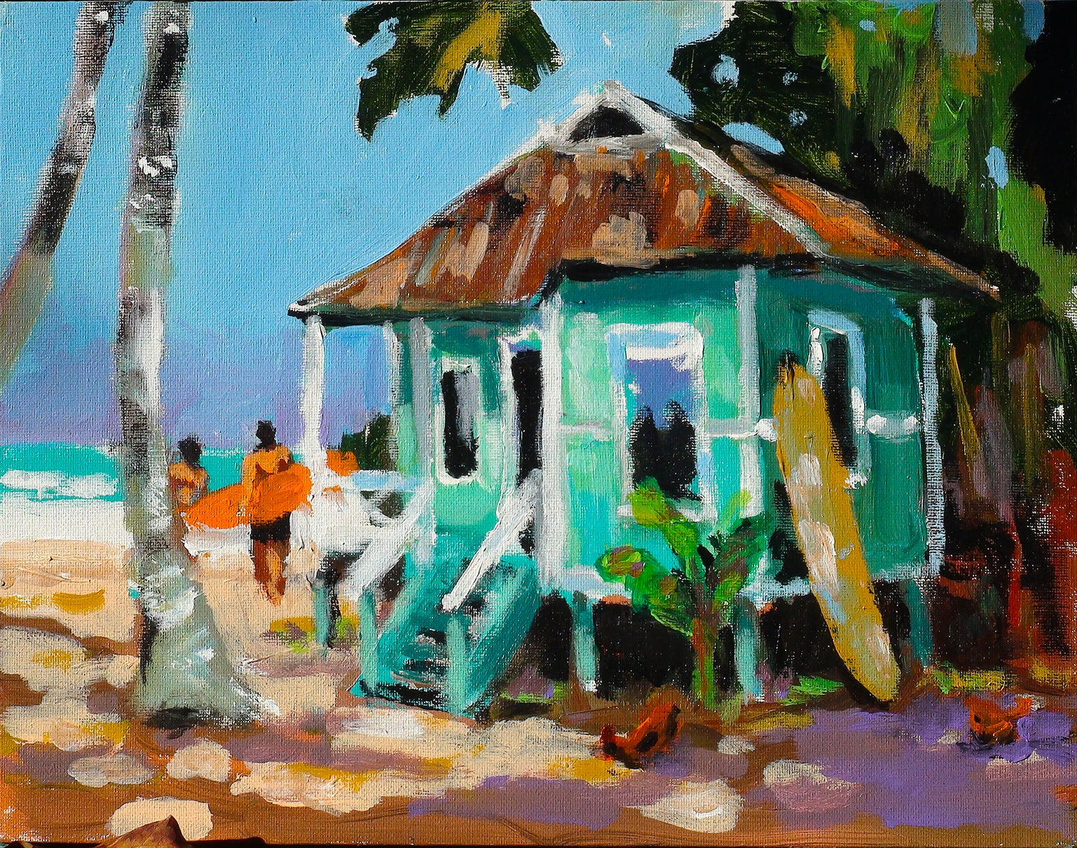 Image of Shell shack