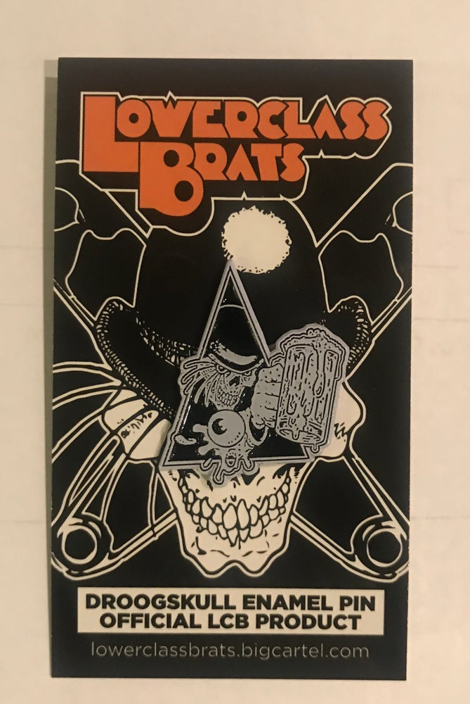 Image of ULTRA VIOLENCE METAL PIN