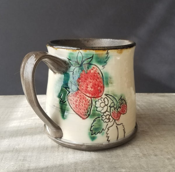 Image of Strawberry Mug