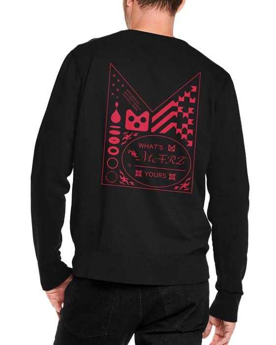 Image of Longsleeve Marz Shirt