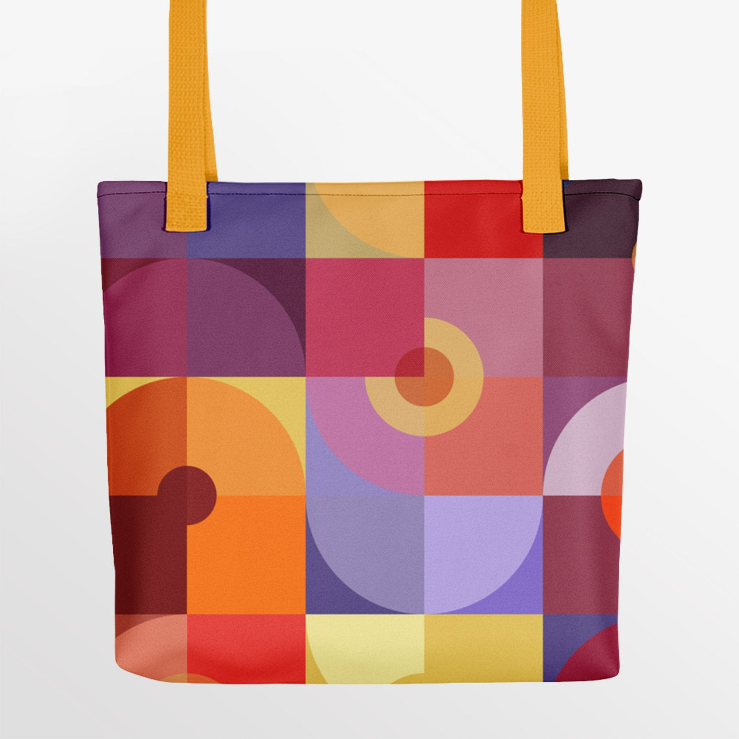 Image of Mechanics of Color Tote Bag