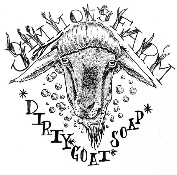 Image of Simmons Farm Dirty Goat Soap