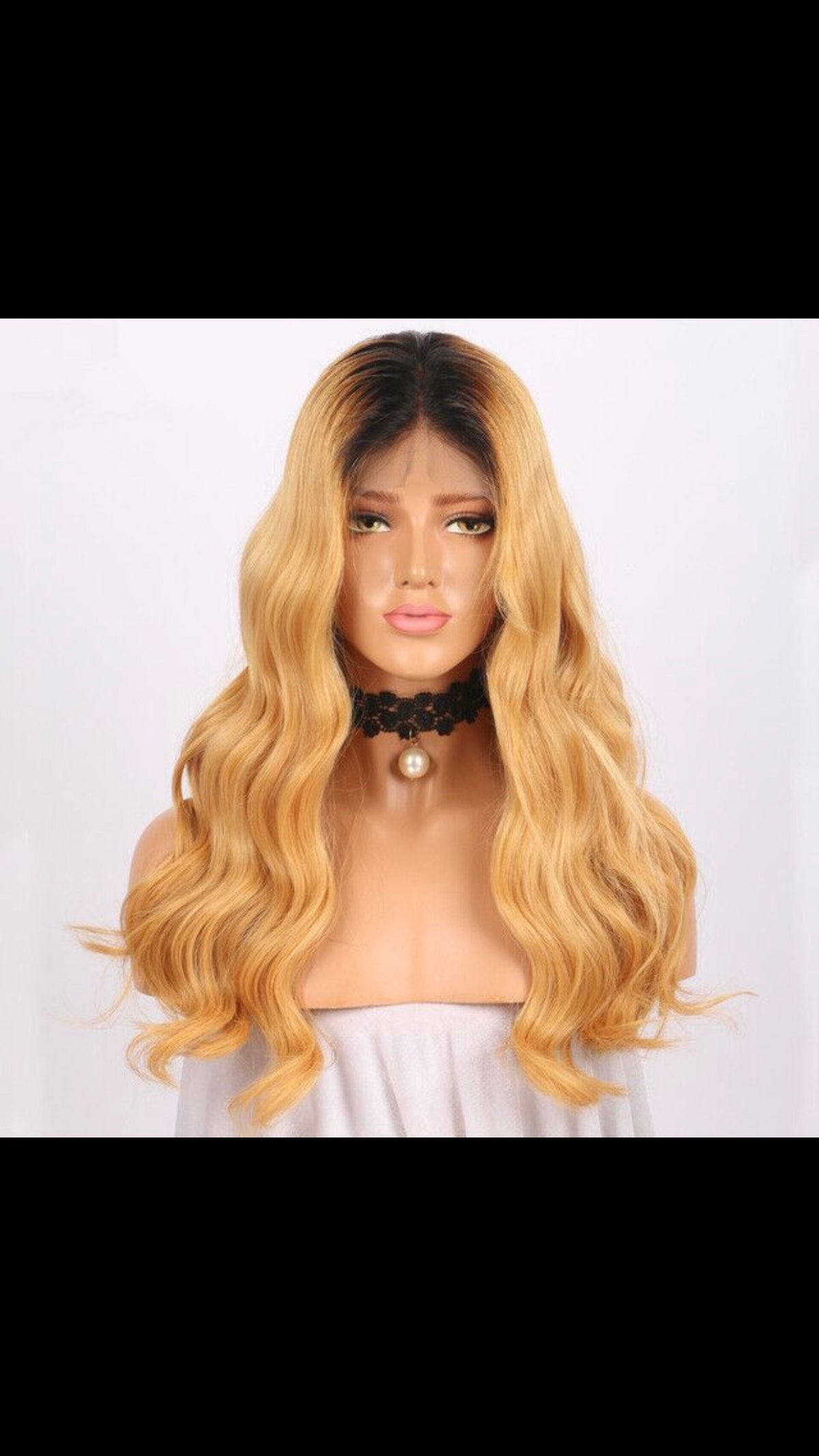 #613 Full Lace & 360° Wigs