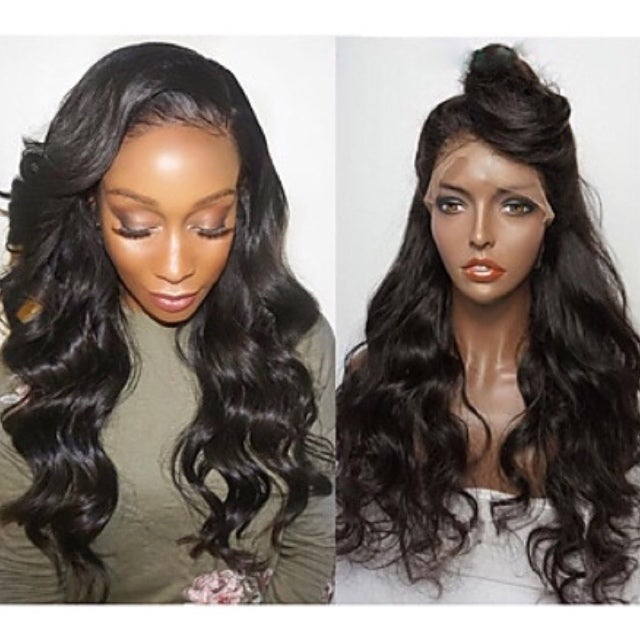 Full Lace Wigs - 150% & 200% Density - 360°
