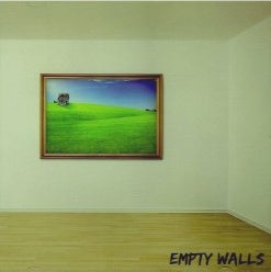 "Image of ""Empty Walls"" CD"