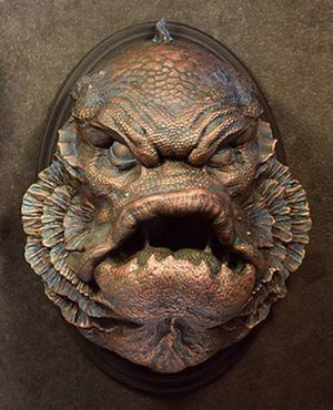 Image of Andy Bergholtz's Gillman Magnet (Fully Painted, Faux Bronze, & Model Kit)