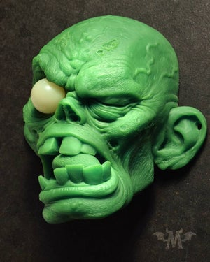 Image of Andy Bergholtz's The Shock Monster Magnet (Fully Painted & Model Kit)