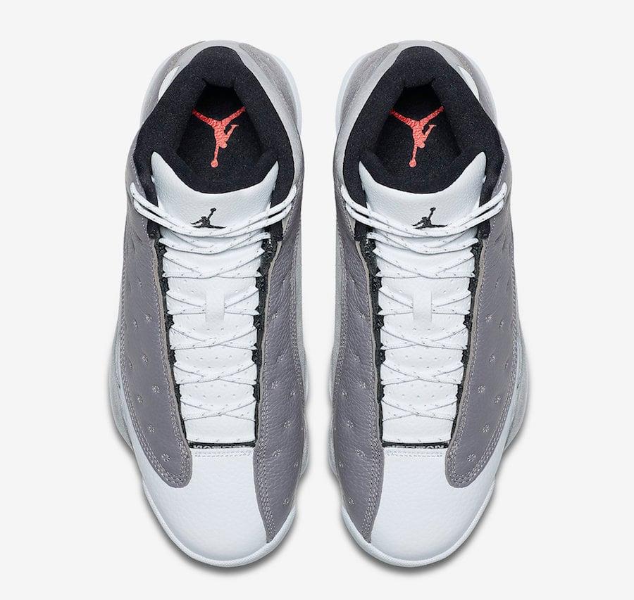 """Air Jordan 13 """"ATMOSPHERE GREY""""   Sole"""
