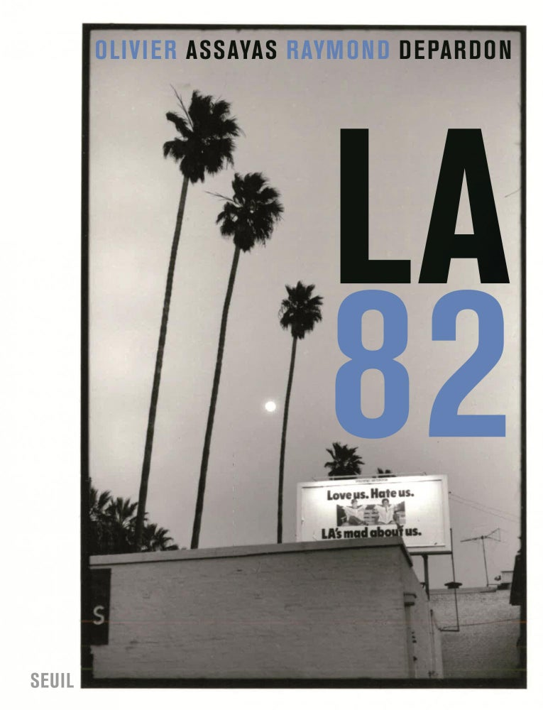 Image of  LA 82 Raymond DEPARDON / Olivier ASSAYAS