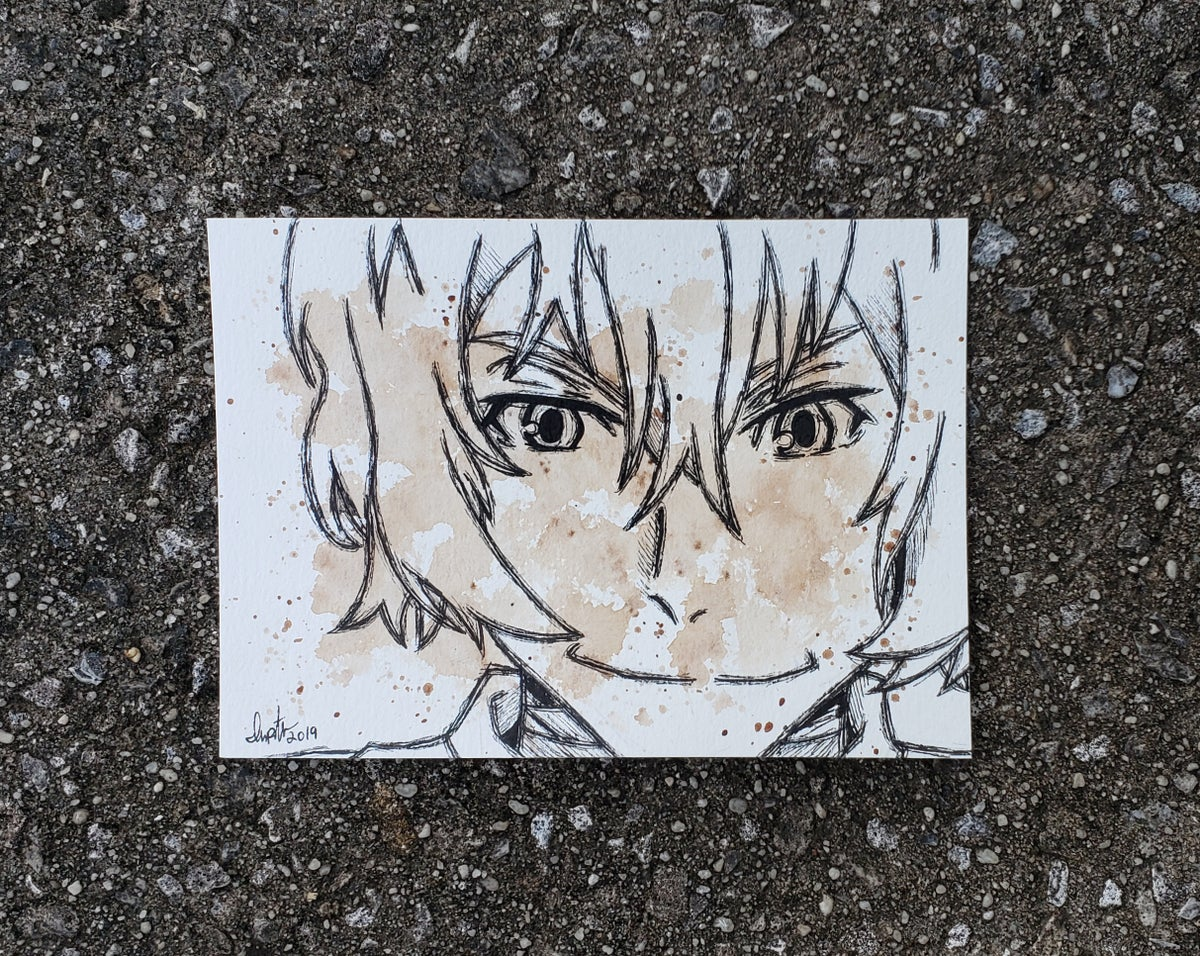 Image of Bungo Stray Dogs Character set 1