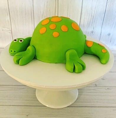 Image of Dinosaur Cake