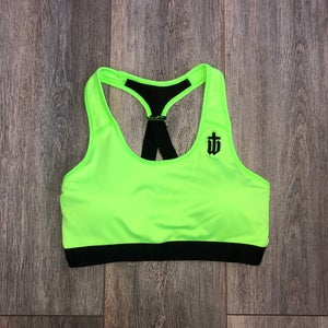 Image of STRAP SPORTS BRA - VARIOUS COLOURS