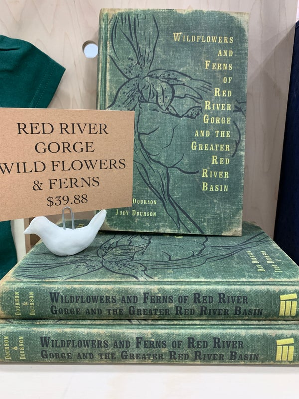 Image of RRG wildflowers and ferns