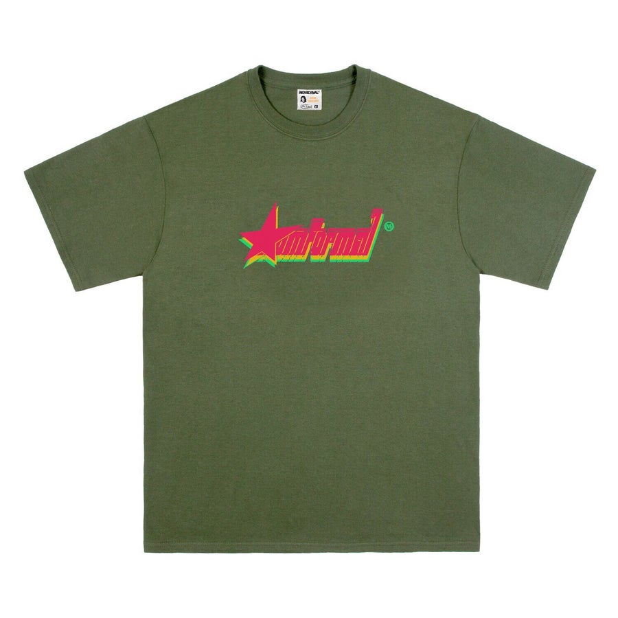 Image of GALAXY STAR M4ML TEE (OLIVE)
