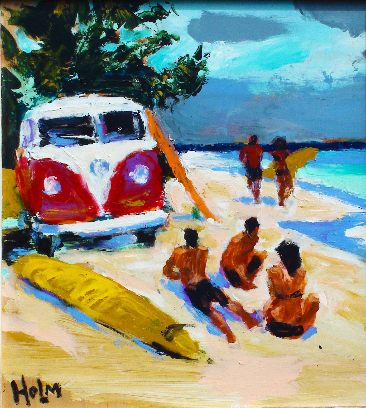 Image of Beach bus