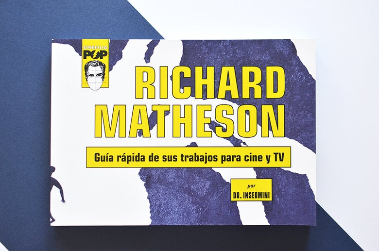 Image of Richard Matheson Guía rápida de sus trabajos para cine y TV