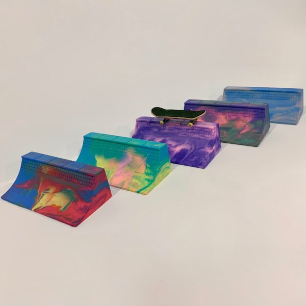 Image of Bolts Collab: PureSwirl Coping QP