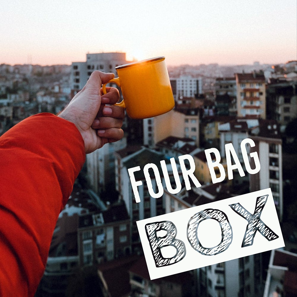 Image of Four Bag Box