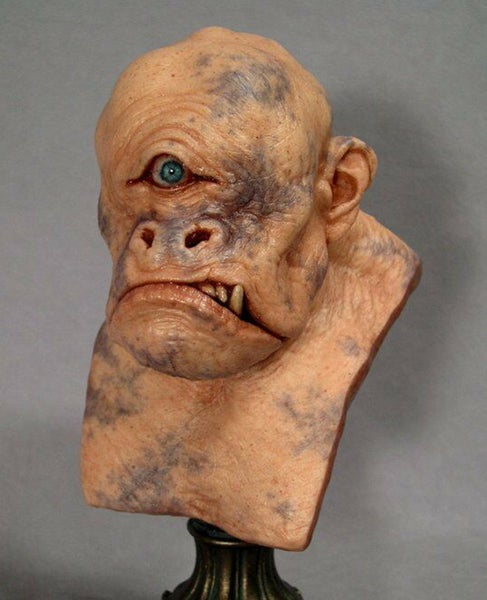 Image of Casey Love Cyclops Resin Bust (Fully Painted & Model Kit)