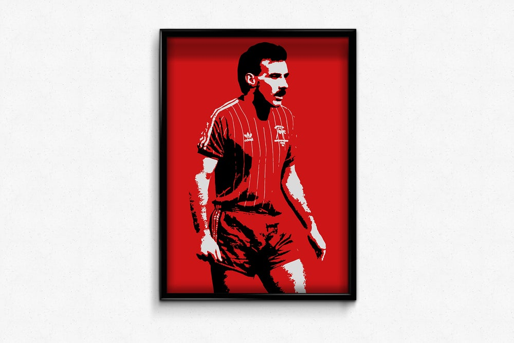 Image of Ltd Ed: Willie Miller