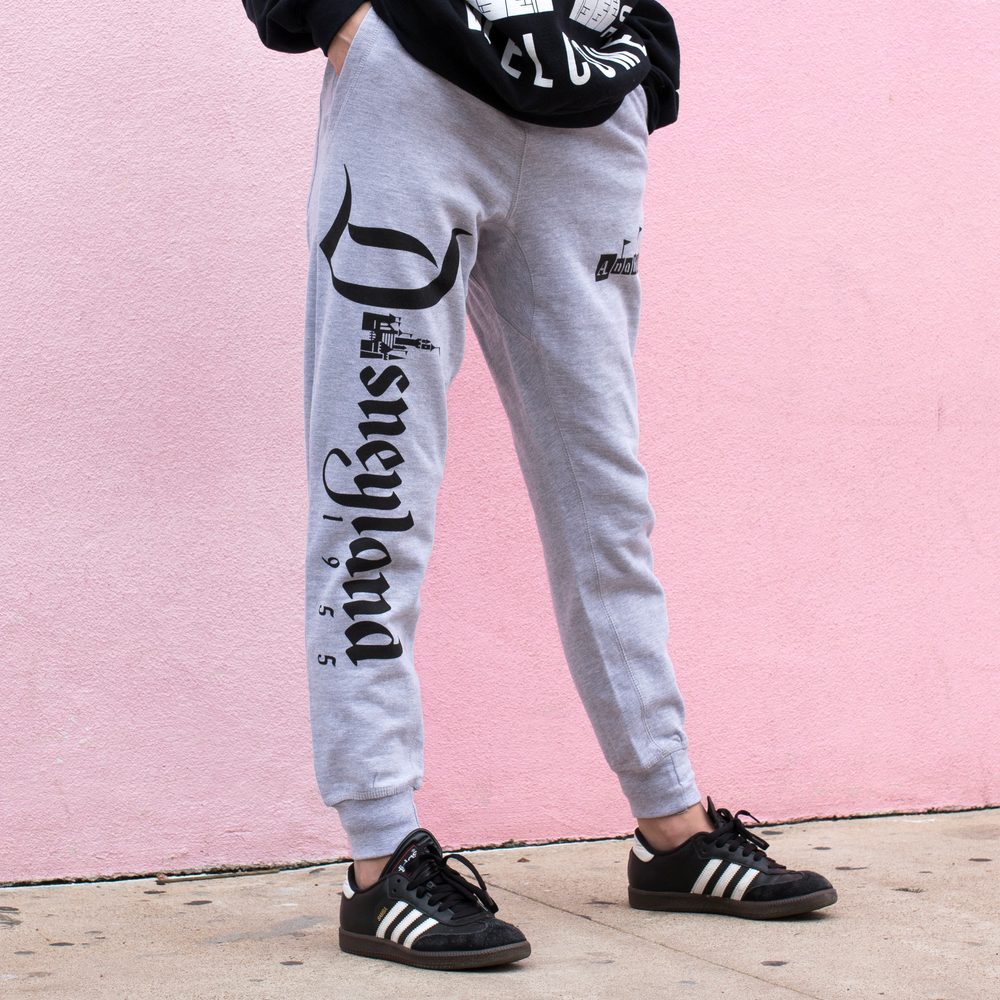 Image of 1955 Joggers Grey