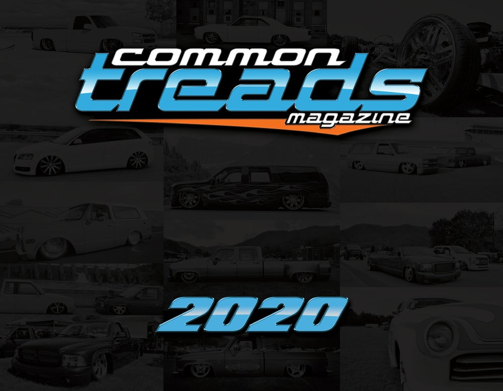Image of Common Treads Magazine 2020 Calendar