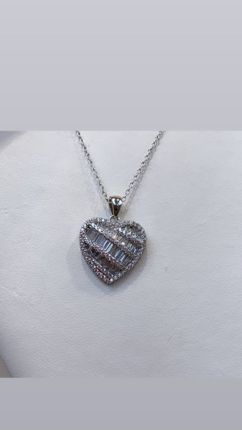 Image of Heart Guarded Necklace