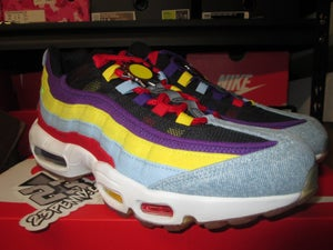 "Image of Air Max 95 SP ""Psychic Blue/Denim"""
