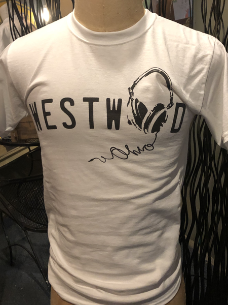 Image of Westwood Headphones Tee