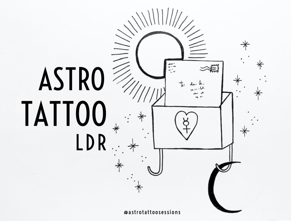 Image of Astro Tattoo LDR