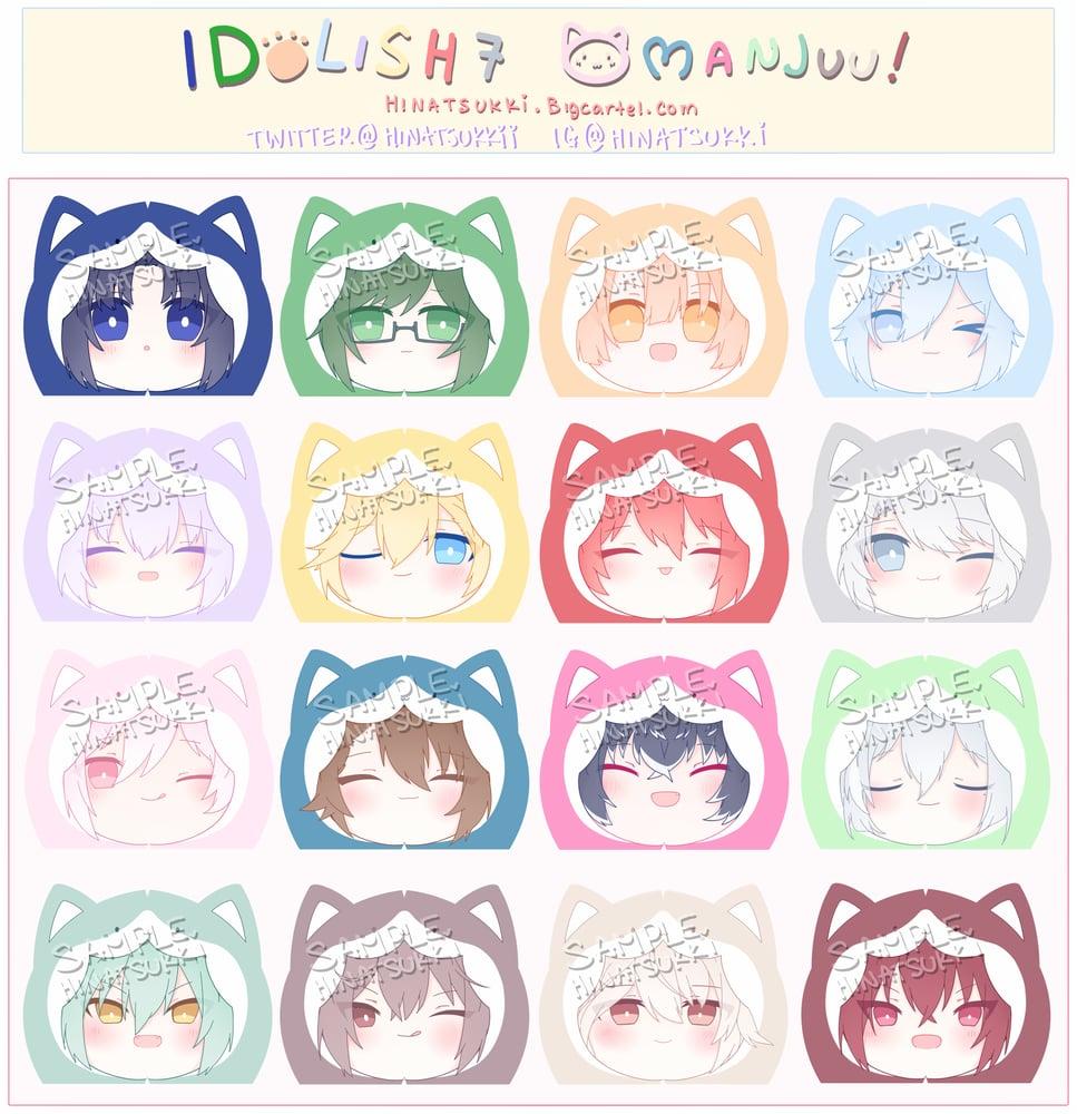 Image of Idolish7 Taiko Kitty Omanjuu