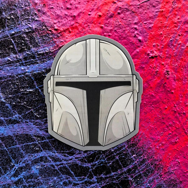 Image of Mando sticker