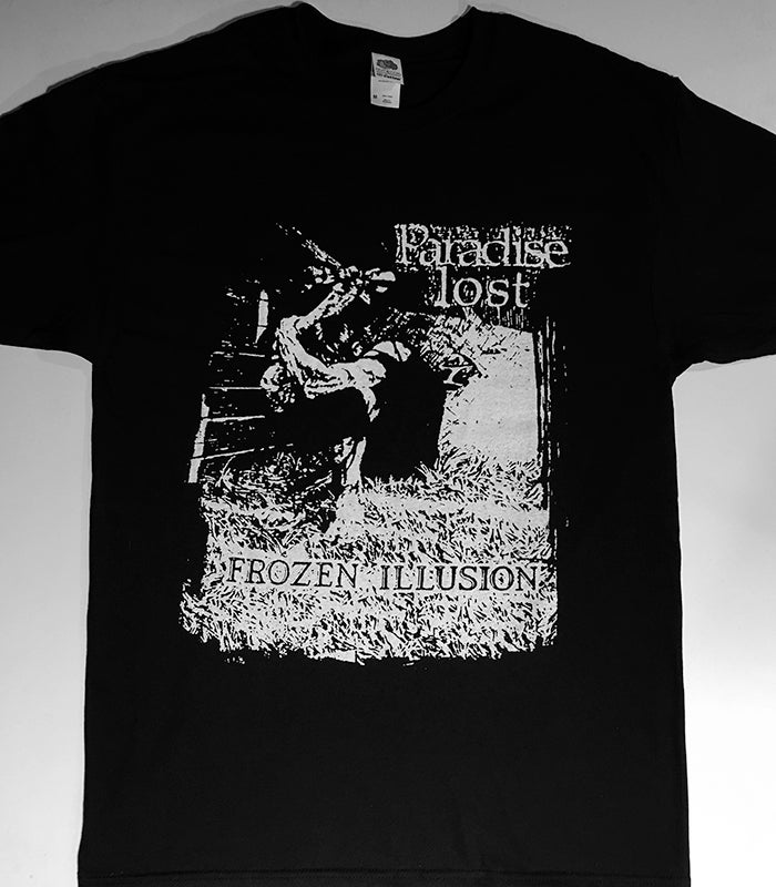 "Image of Paradise Lost "" Frozen Illusion "" T shirt"