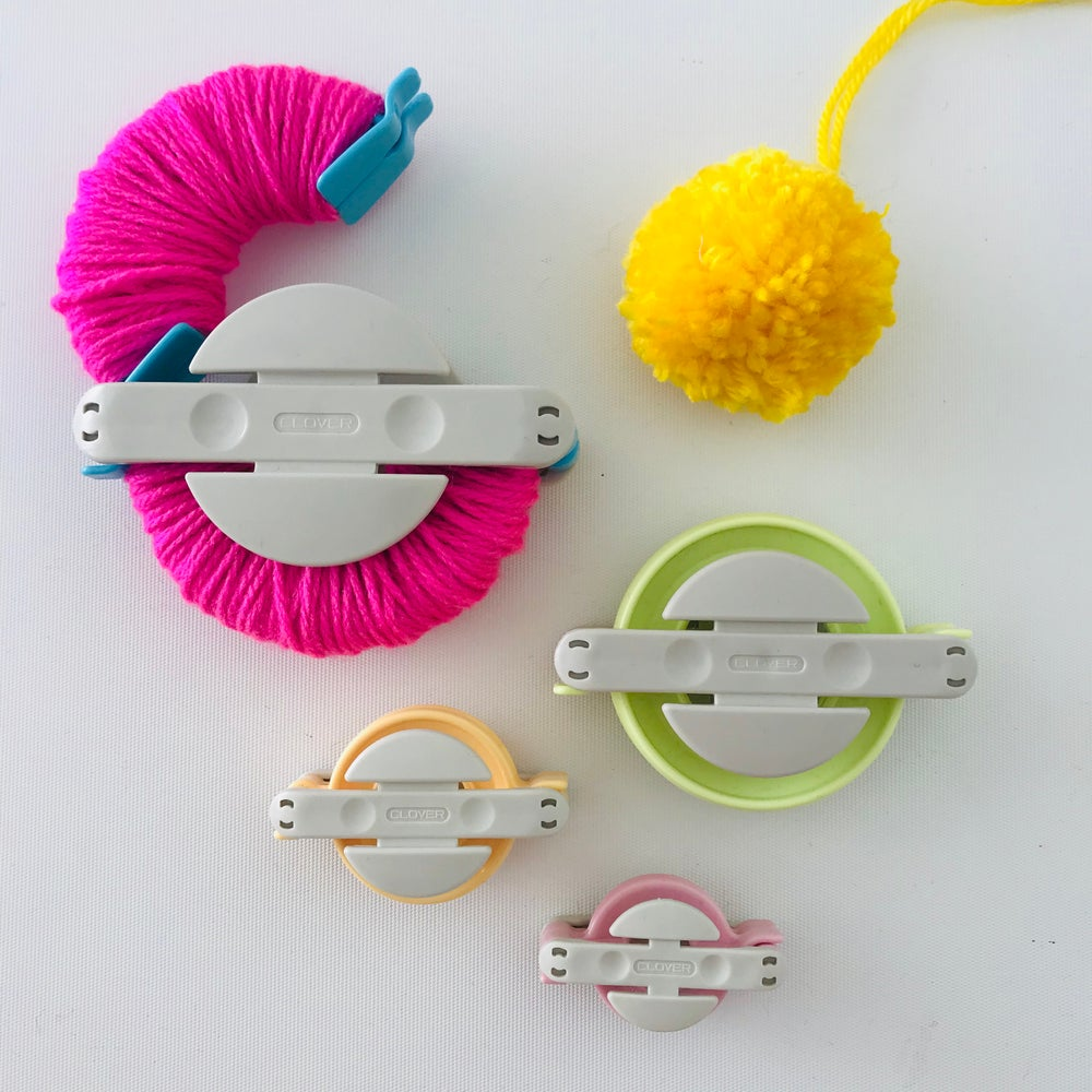 Image of Pom Pom Makers