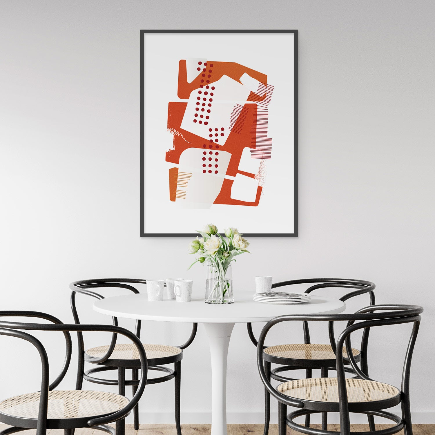 Image of Mingle Art Print