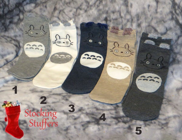 Image of Chinchilla Socks!