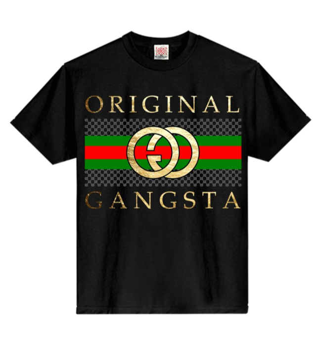 Image of #67 OG GANSTER TSHIRT