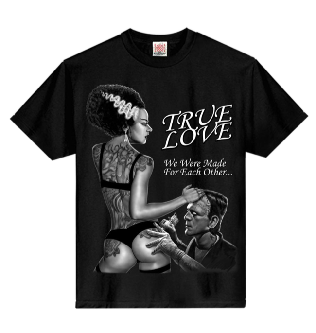 Image of #70 TRUE LOVE TSHIRT