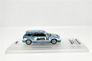 Image of JAPAN CHAMPIONSHIP 1991 JDM EF9 GRADE A *** EXTREMELY DETAILED! *** JACCS THEME 1990-1991 Die-cast