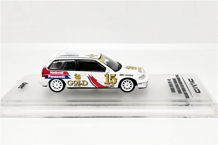 Image of Honda Civic EF9 #15 Thailand Special Edition Diecast Model Car