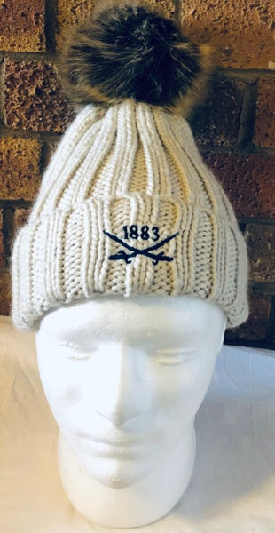 Image of Stone bobble hat (free UK delivery)