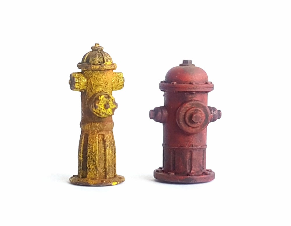 Image of FIRE HYDRANTS