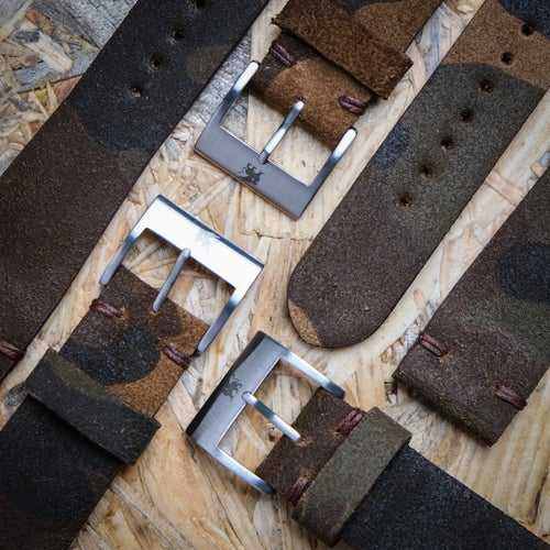 Image of Camouflage Suede LIMITED